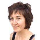 Schwimmlehrperson Carole Frey