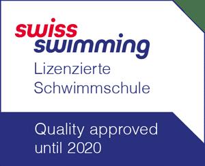 Lizenzierte Schwimmschule