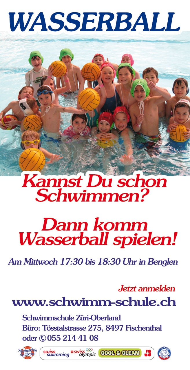 Wasserball Training